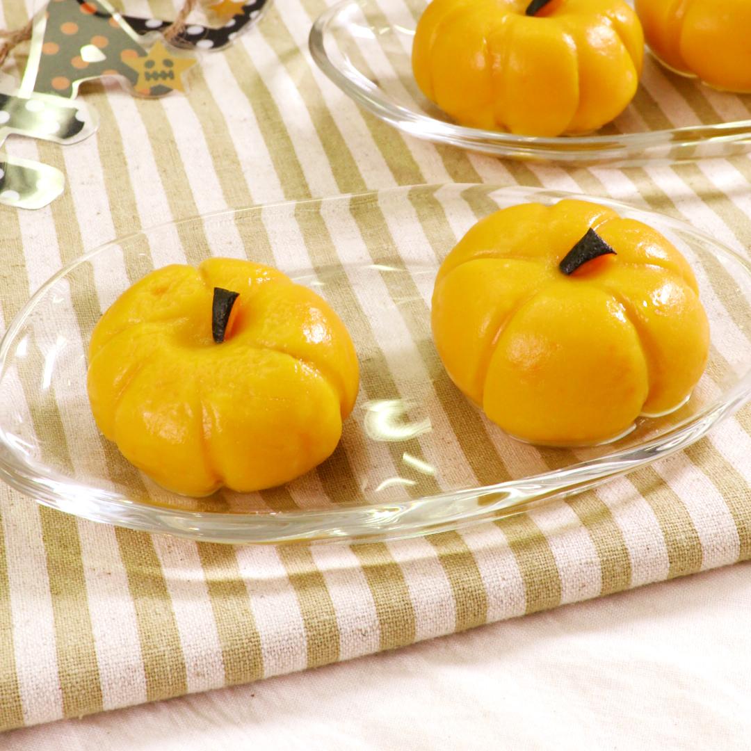 かぼちゃ白玉団子